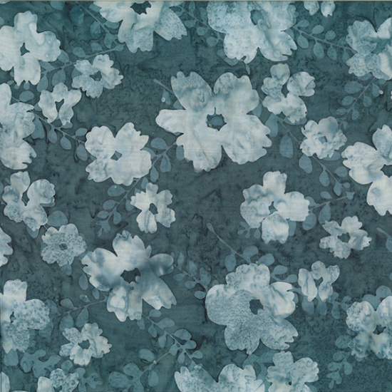 Bali Batik - Graphic Flower<br>December - R2205-514