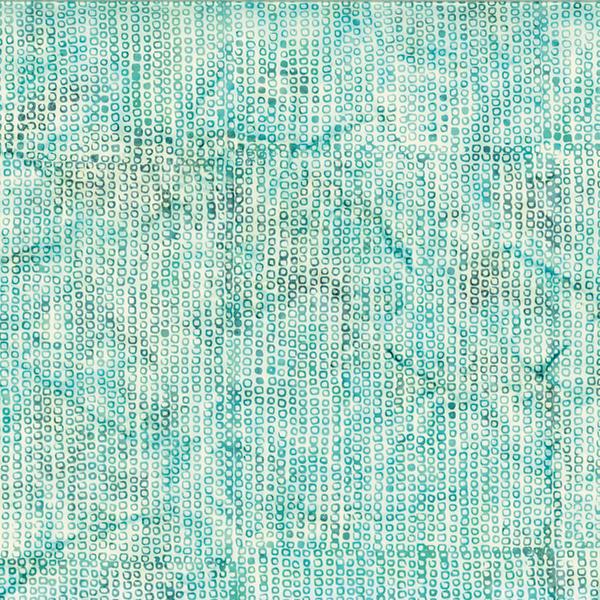 Hoffman Batiks Royal Jewels R2277-484-Seaside