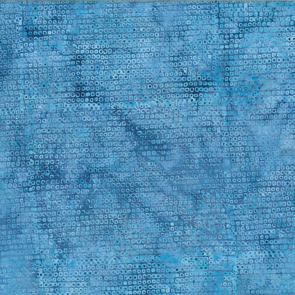Hoffman Batik - R2277 541 Shibori Peace on Cloud Nine