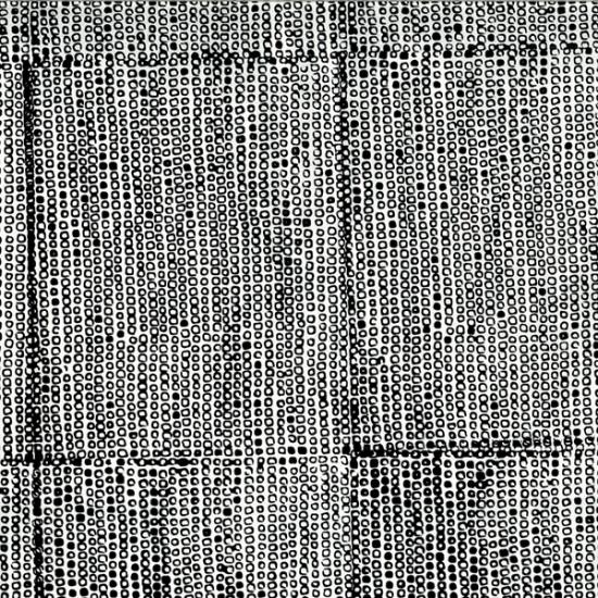 Hoffman Batik - R2277 655 Shibori Chalk