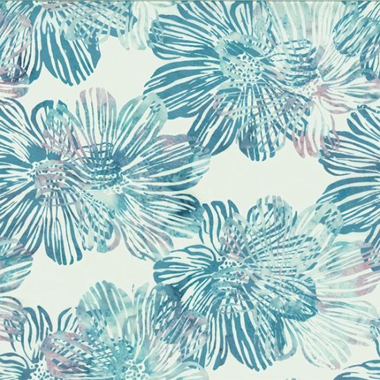 Bali Batik - Splish Splash - Dusty Blue - 2278-D7