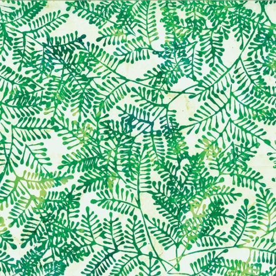 Bali Batik - Forest Floor - Lime - 2280-71