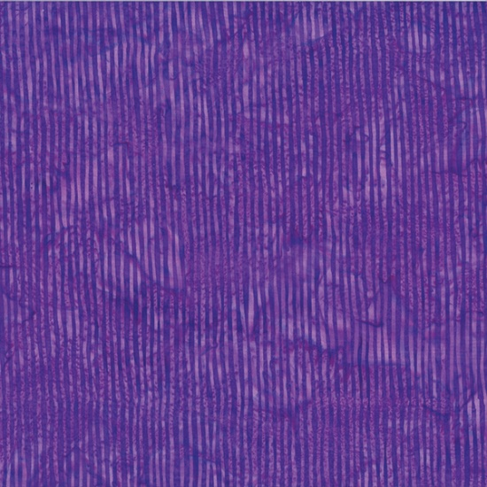 Bali Skinny Stripe Batik Purple Stripe Batiks Style R2284-14