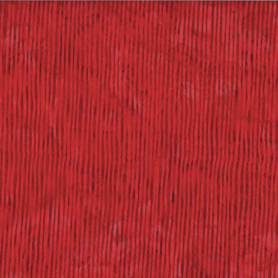 Hoffman Batik R2284-78 Scarlet