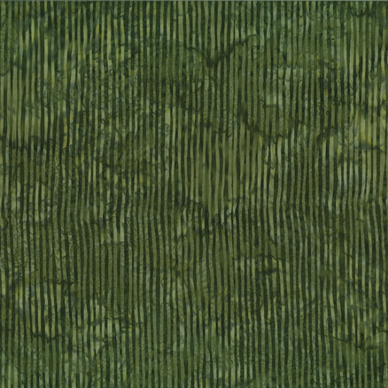 Hoffman Batik R2284-96 Olive