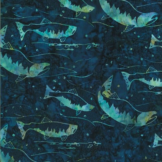 R2288-524-Moonstruck River Run Batiks