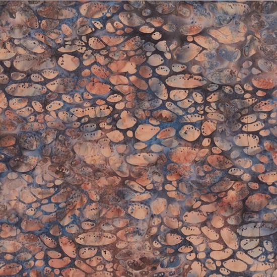 R2289-305-Gravel River Run Batiks