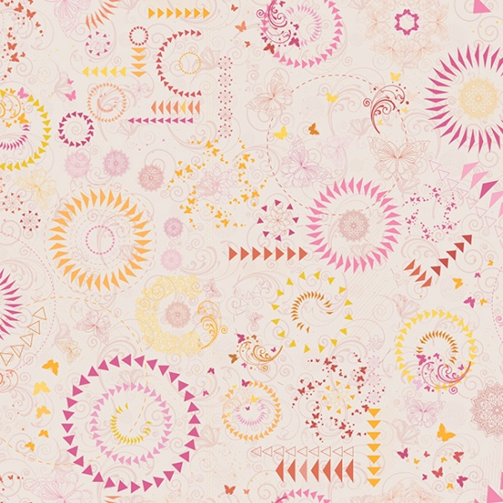 Hoffman PARADIGM by Sarah Thomas R4586-493-Pink Lemonade