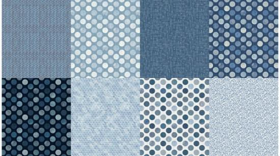 R4621-243-Delft Kari Carr All A Twitter by Kari Carr, Hoffman California Fabric