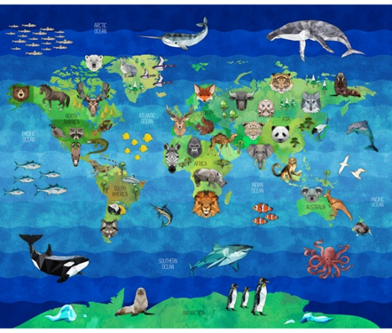 Zookeeper- Earth Panel