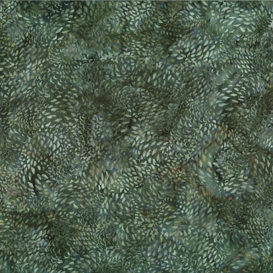 Hoffman Batik S2292-273 Iguana