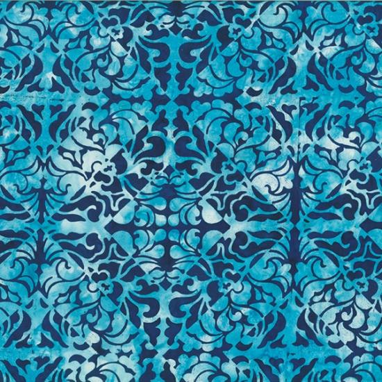 Hoffman Batik S2295-243 Delft