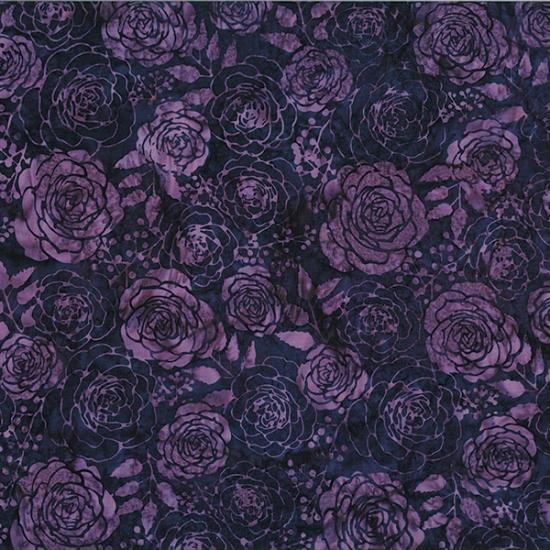Hoffman Batik S2297-88 Boysenberry