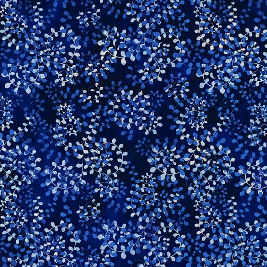 Hoffman Batik S2300-87 Blueberry