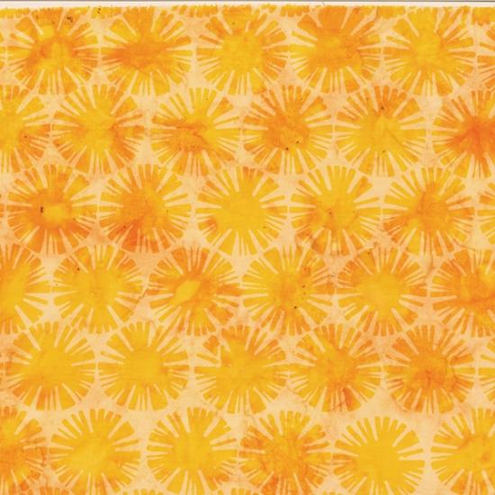 Hoffman Batik S2304-149 Sun