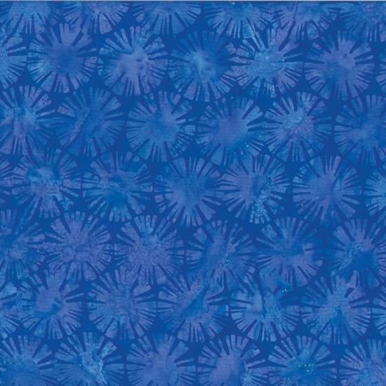 Bali batik S2304-360-Waikiki Hydrangea Garden