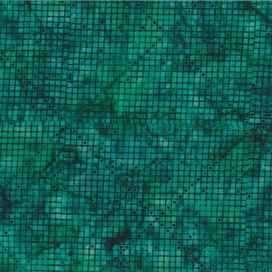 Hoffman Batik S2305-702 Deep Emerald