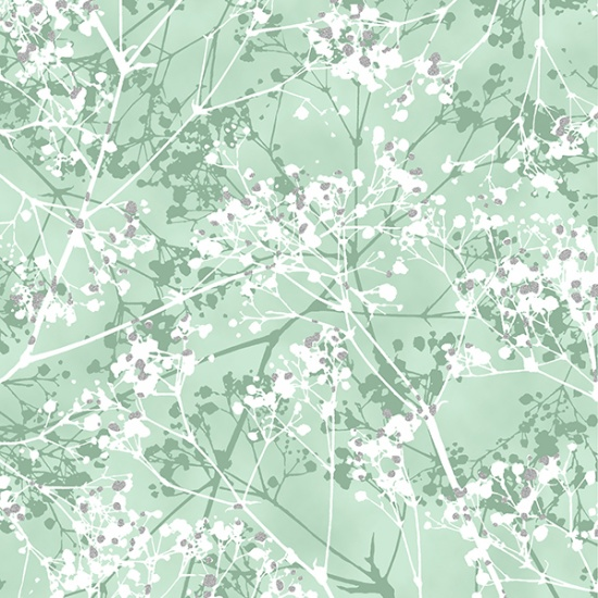 S7716-74S-Mint-Silver First Snowfall