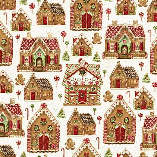 Santa's Sweets Natural/Gold S7718-20G