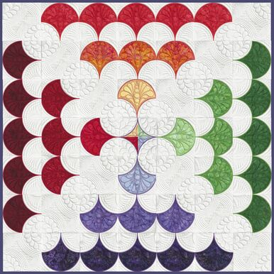 Fanfare Quilt Along - CD Media