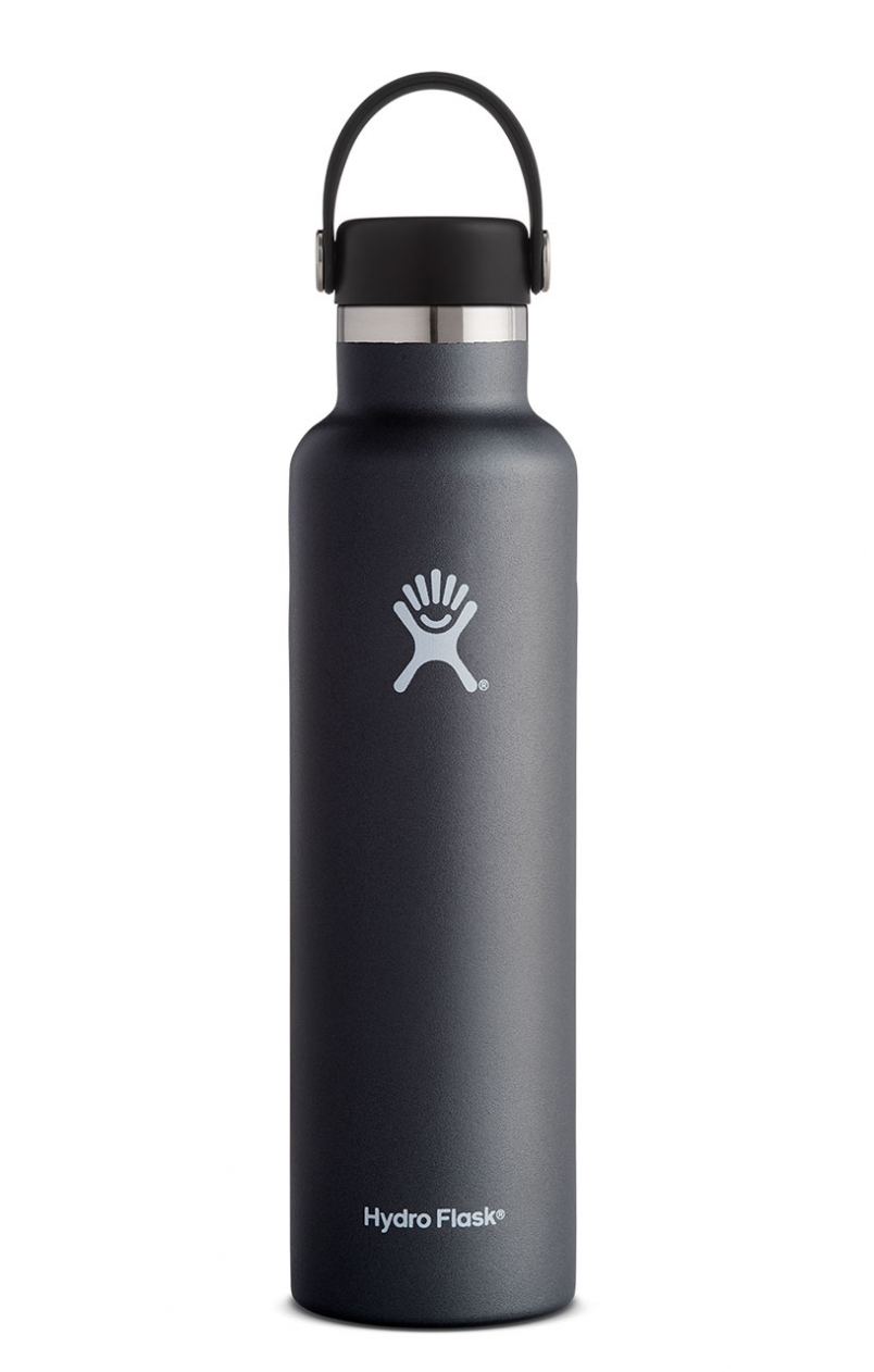 Hydro Flask 24oz Std. Mouth W/Flex Cap