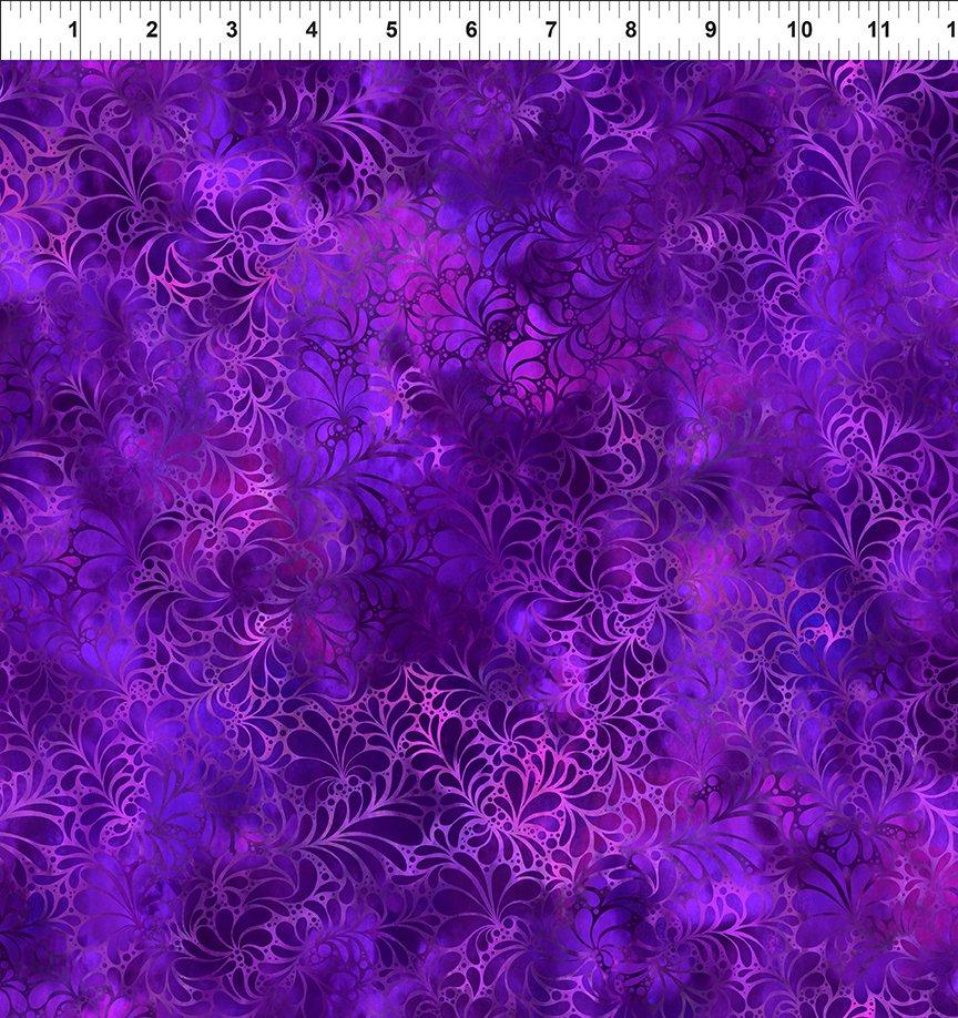 Rainbow of Jewels Purple