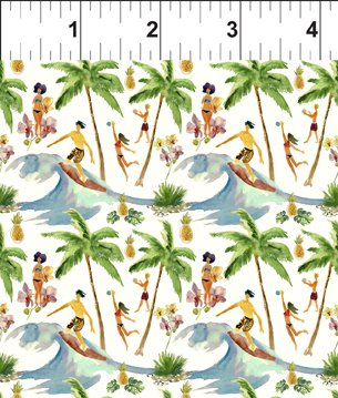 Mini Tropicals Surf's Up 14MT 1