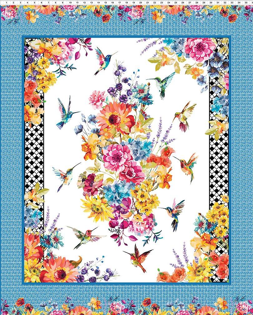 Hummingbird Lane Panel 1HL 1