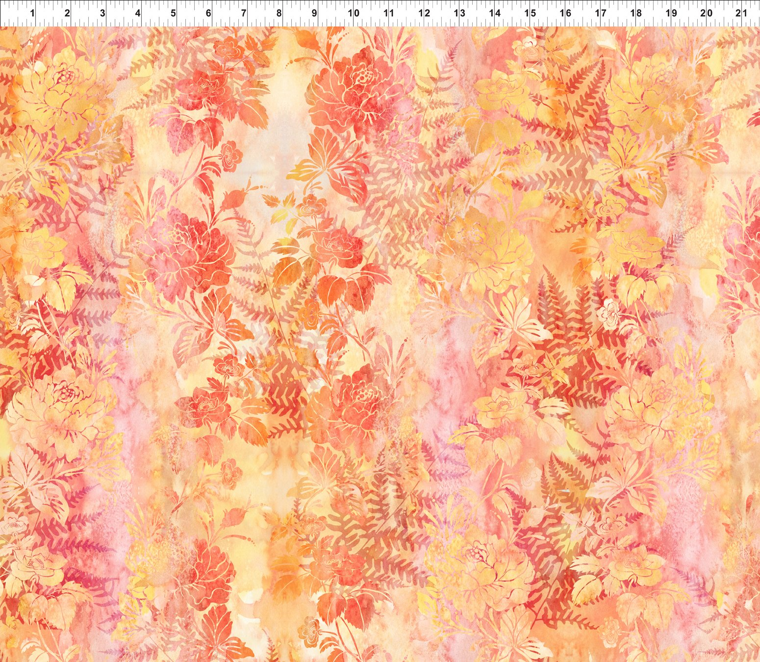 Garden of Dreams-Blooms Soft Orange 1JYL 2