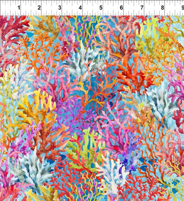 Calypso 3CAL1 Blue Coral