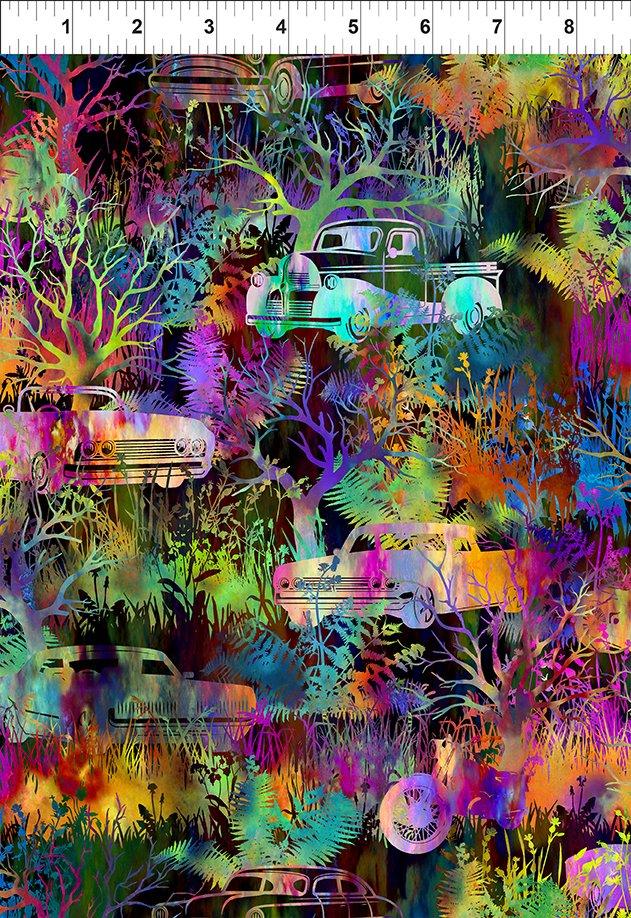 Urban Jungle 3UJ 1 by Jason Yenter