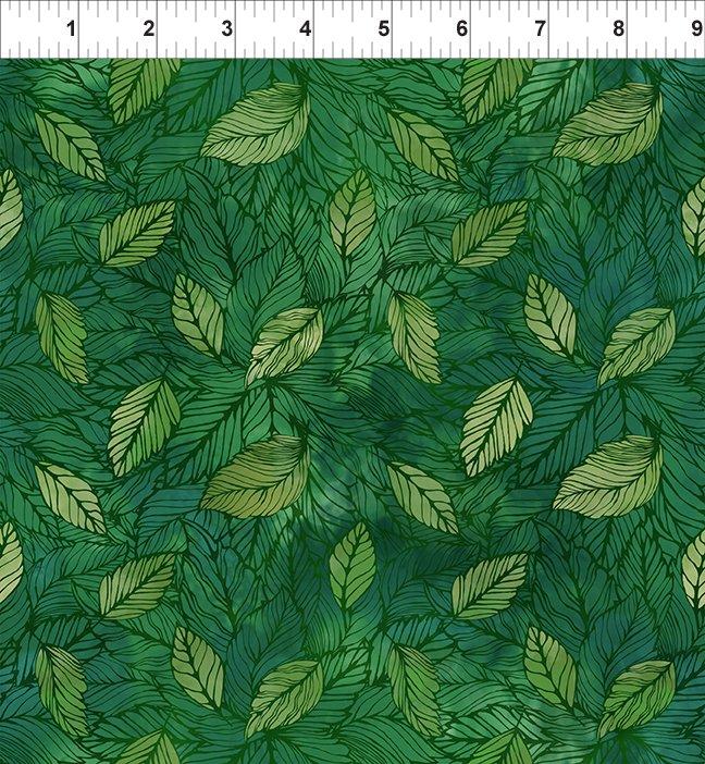 Seasons Leaves Green 4SEA 3