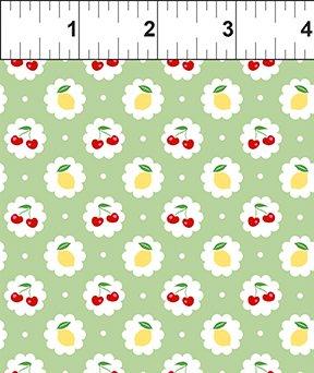 Cherry Lemonade: Lemons & Cherries - Green