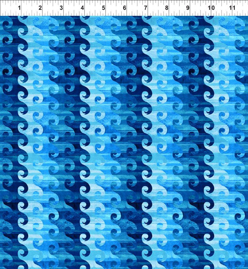 Calypso 6CAL1 Blue Waves