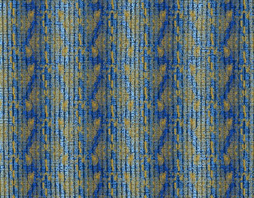 6JYD 2M Dreamscapes - Metallic Stripe - Blue