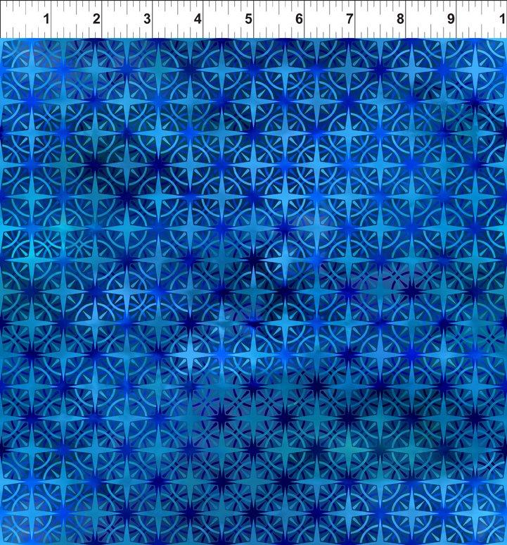 Calypso 8CAL1 Deep Blue Compass