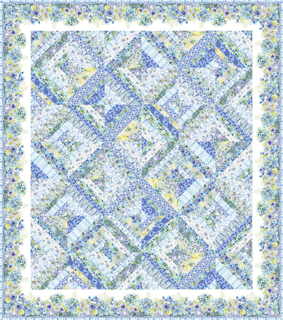 The Leah Collection - Leah Quilt Pattern