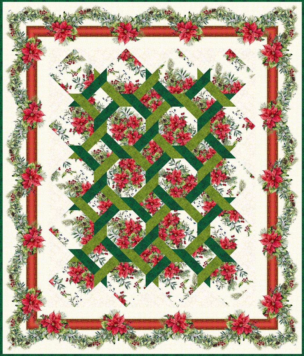 The Winter Twist Quilt 2 Pattern