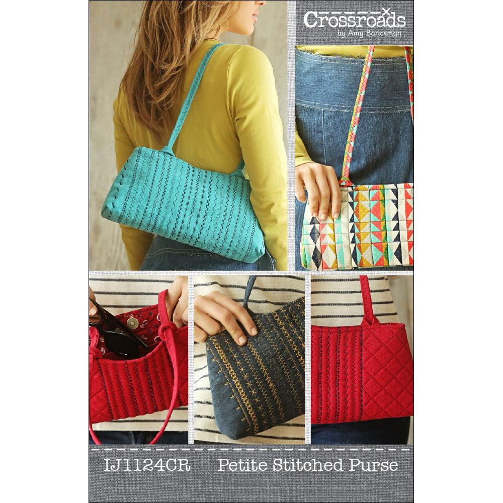 Petite Stitched Purse Pattern