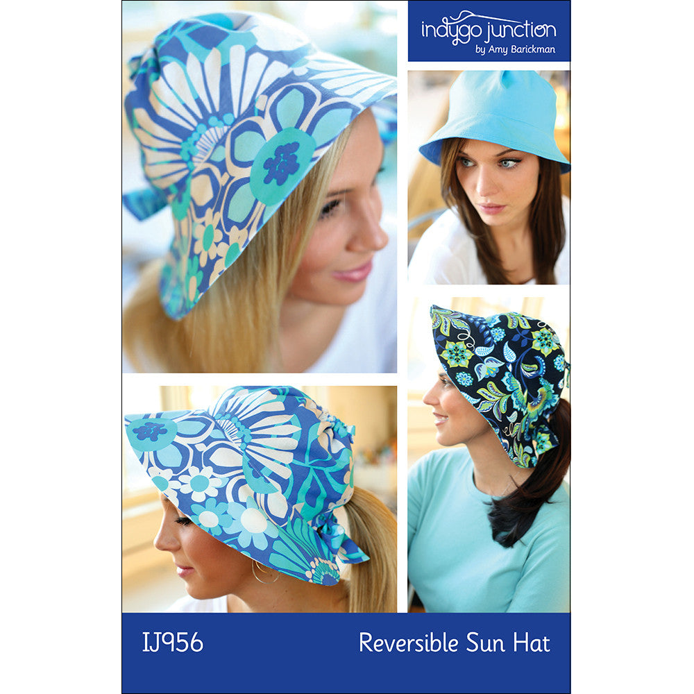 Reversible Sun Hat Pattern