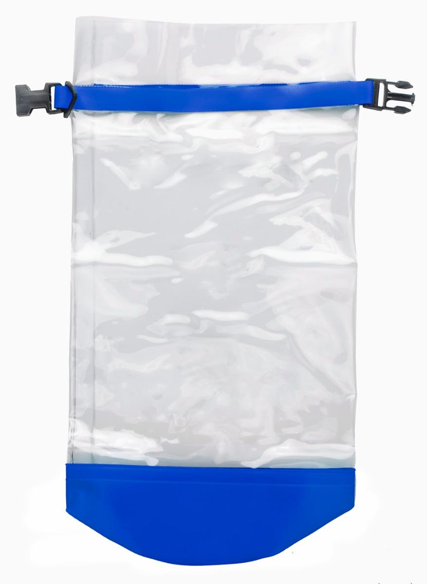 Clear Dry Bag - Medium w/ Fathom5 Logo