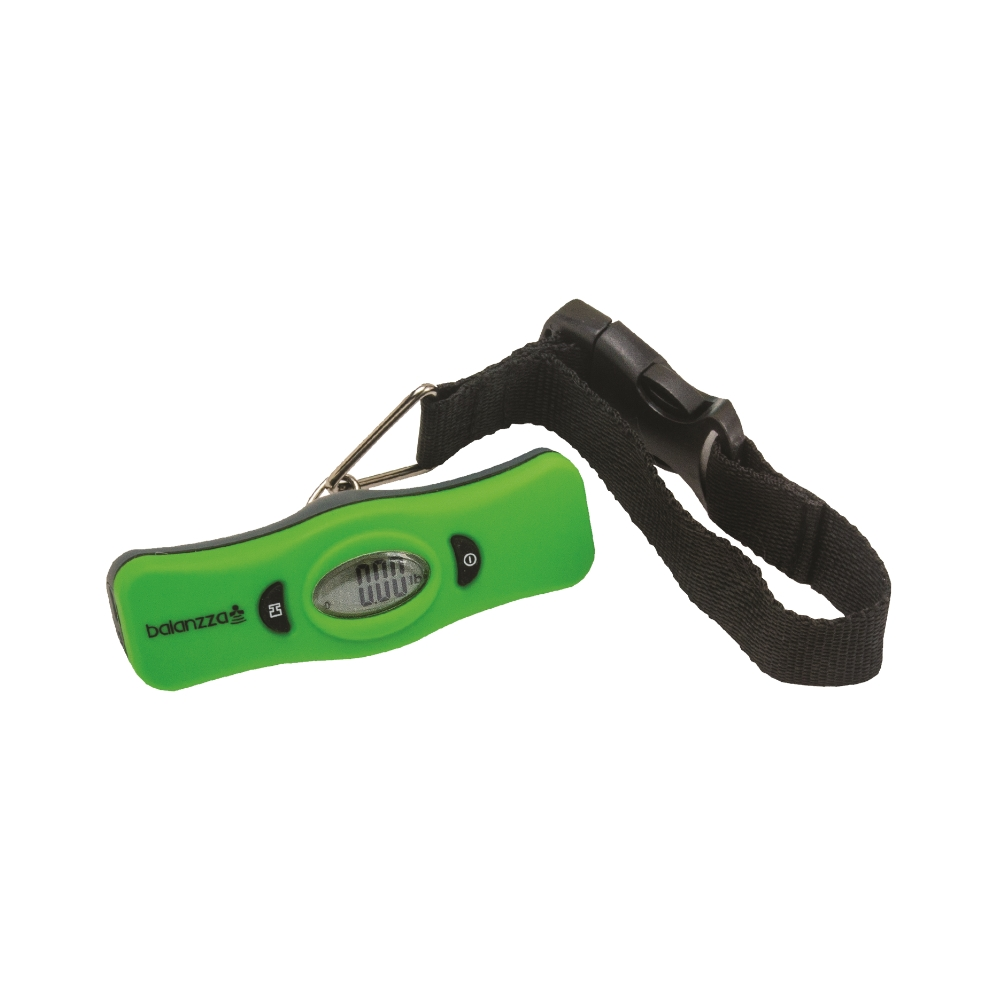 ISC BALANZZA RECHARGEABLE MINI LUGGAGE SCALE