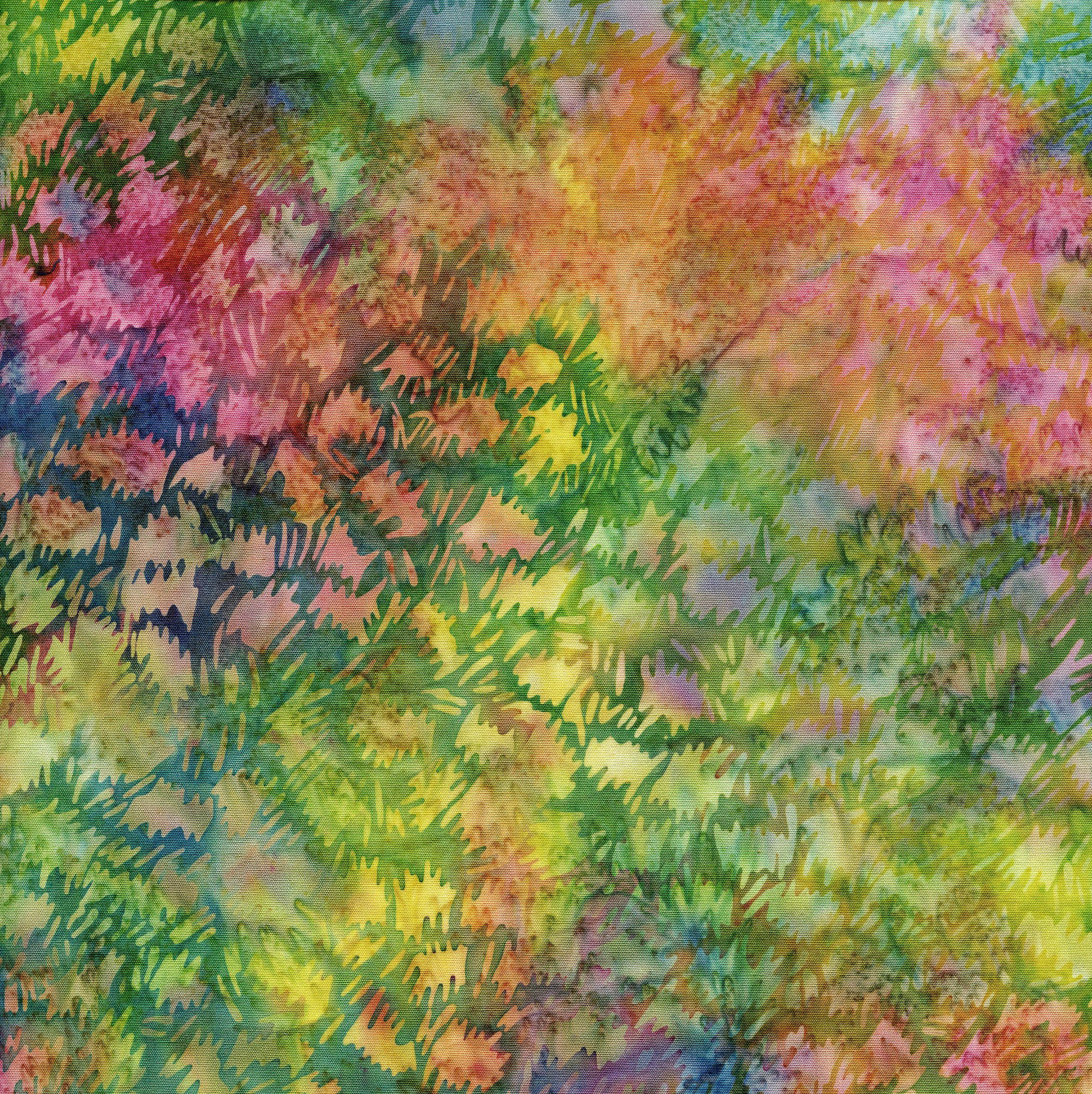 111803860 / Cheetah -Tie-Dye