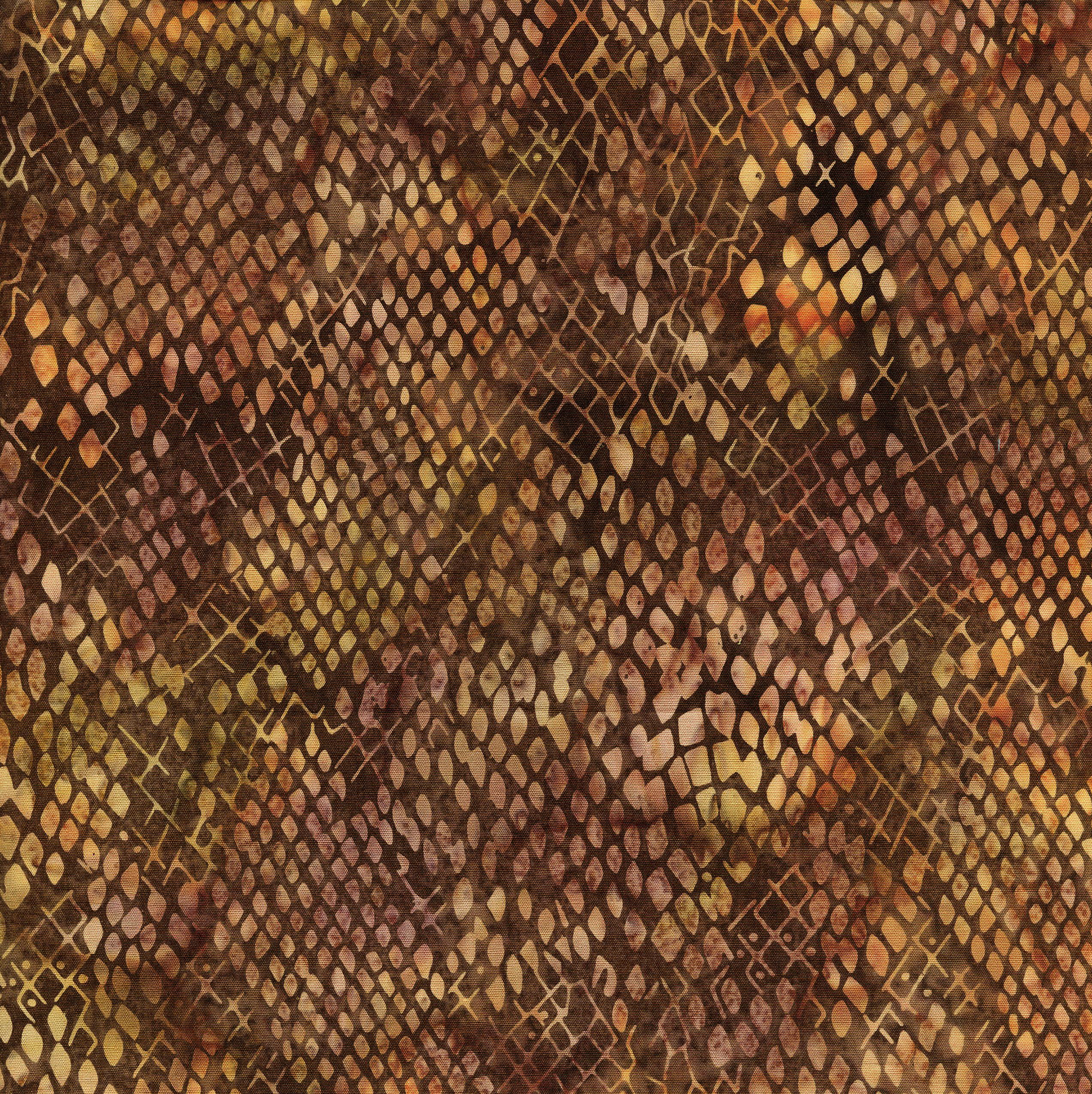 ISLAND BATIK111805845 / Snake Skin-Dusk