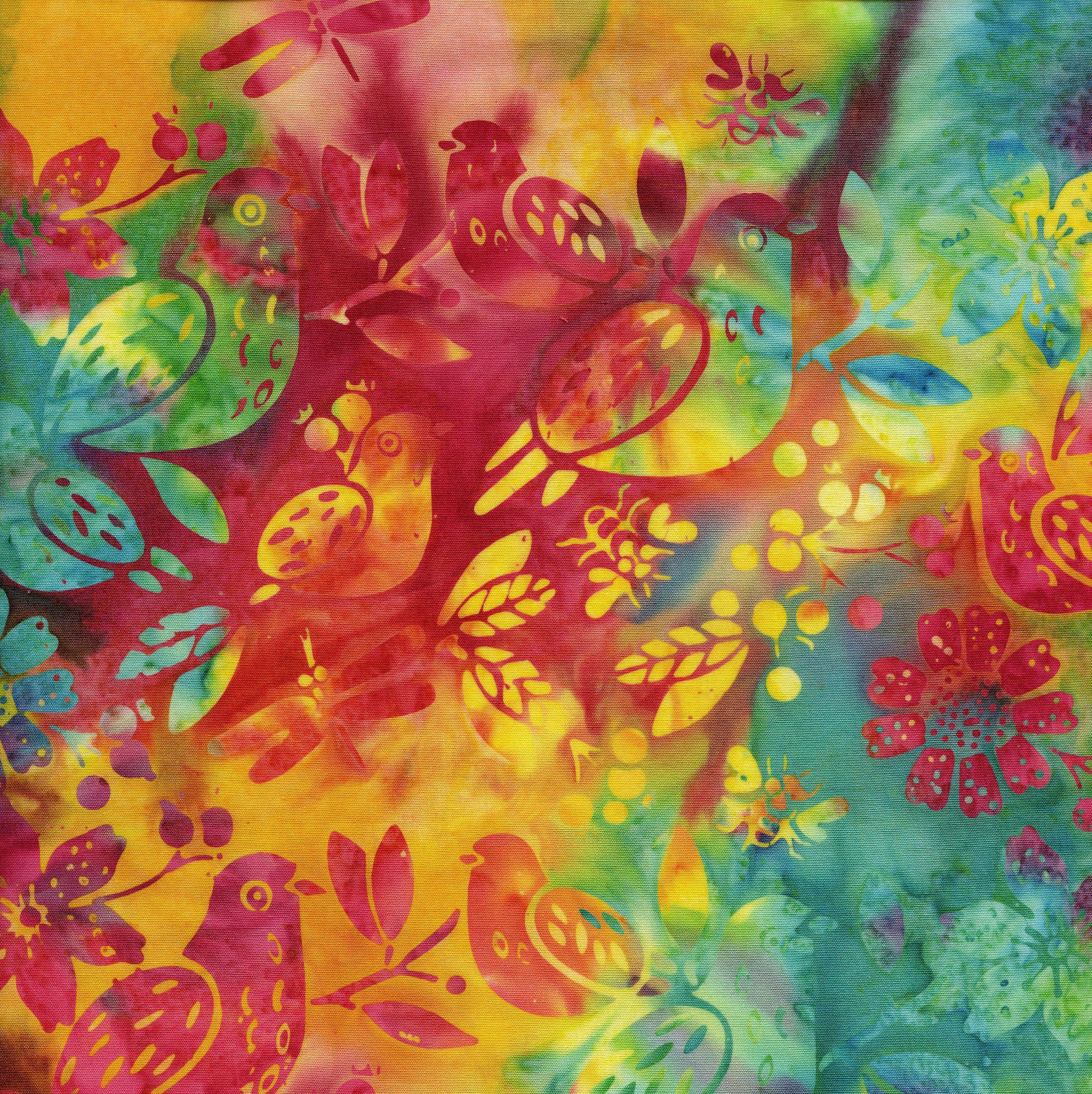 111813870 / Mixed Birds -Tourmaline