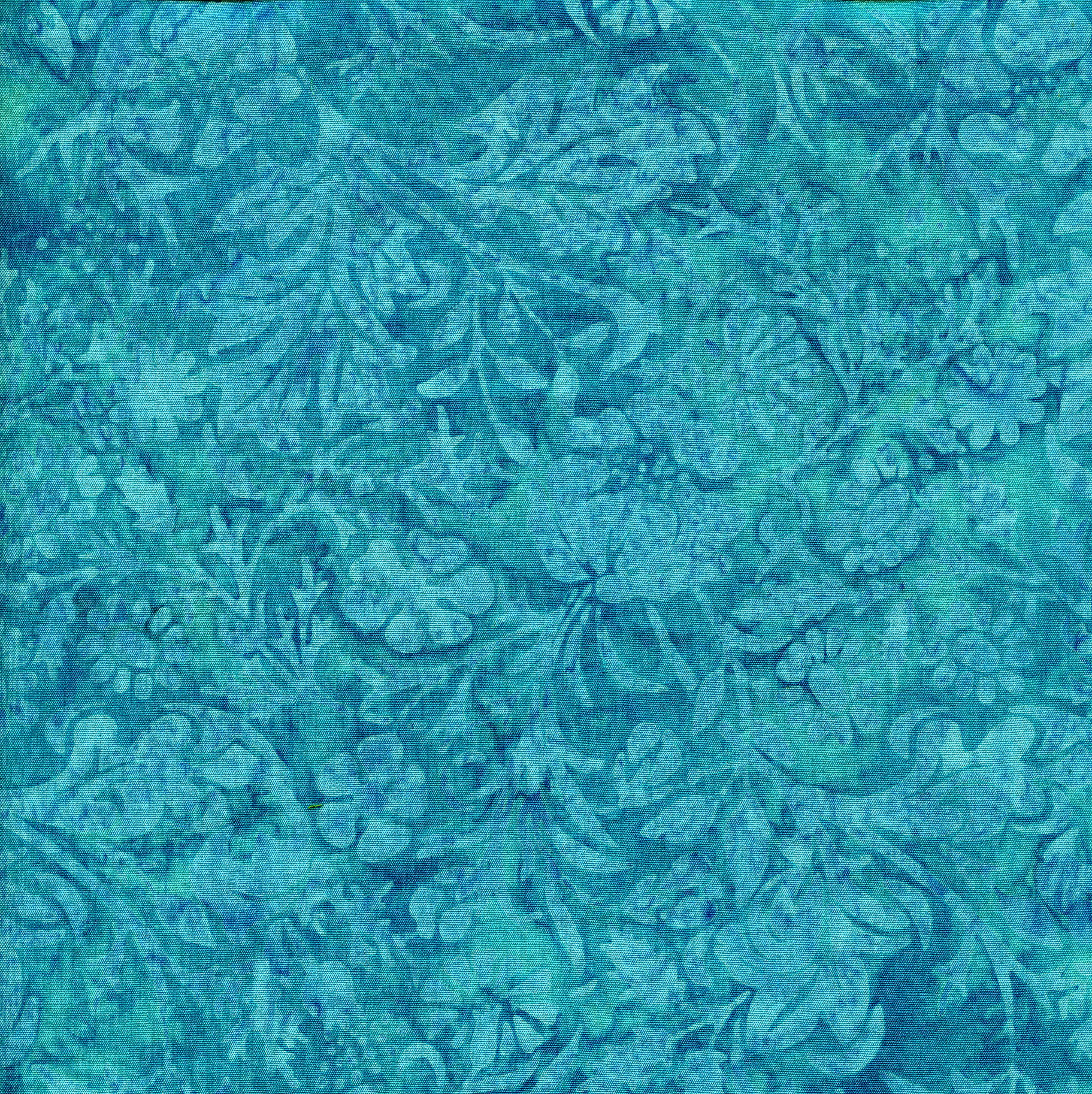 Batik Cherwell - Turquoise