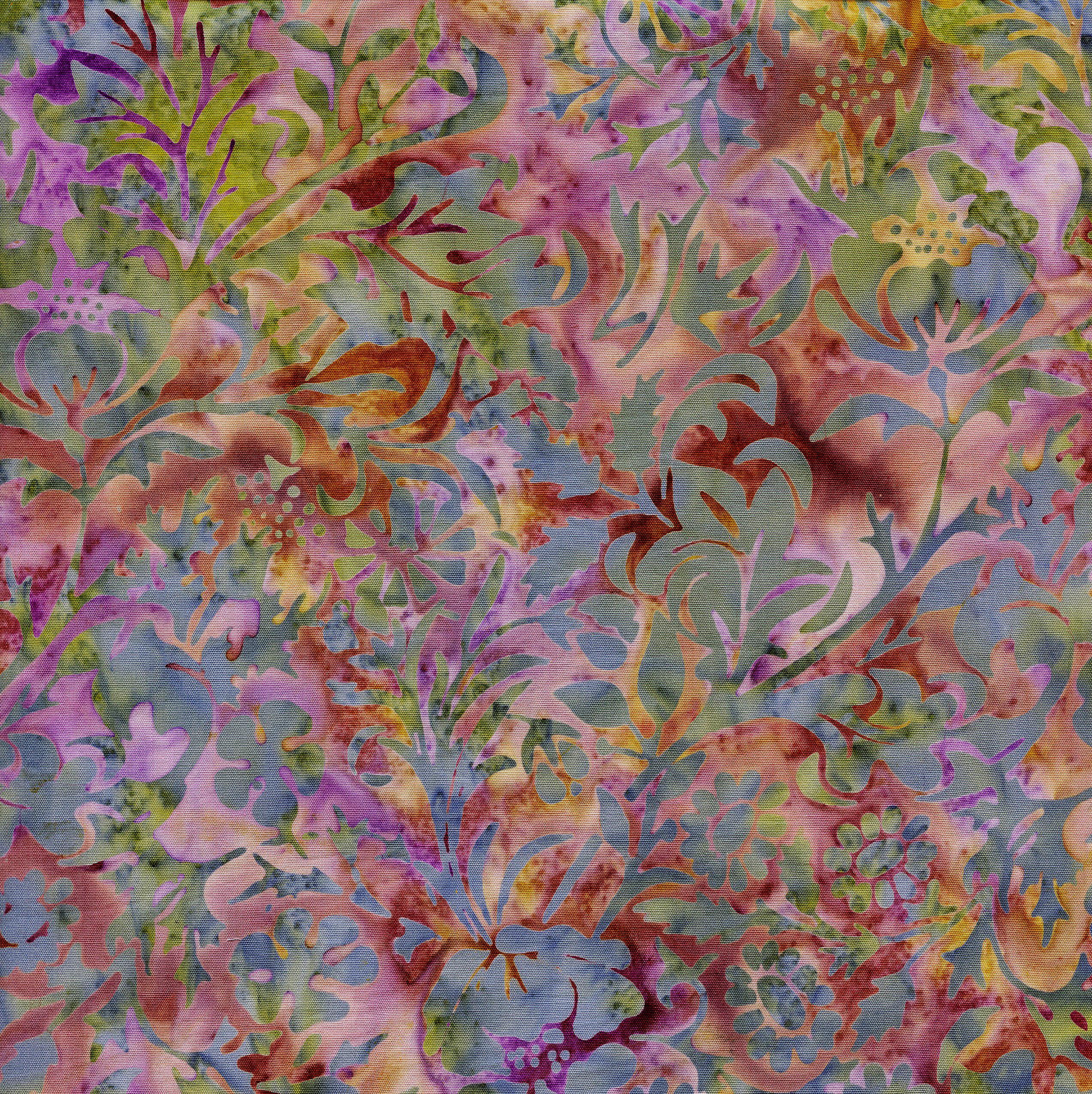 Island Batik Cherwell Victoria - Peony