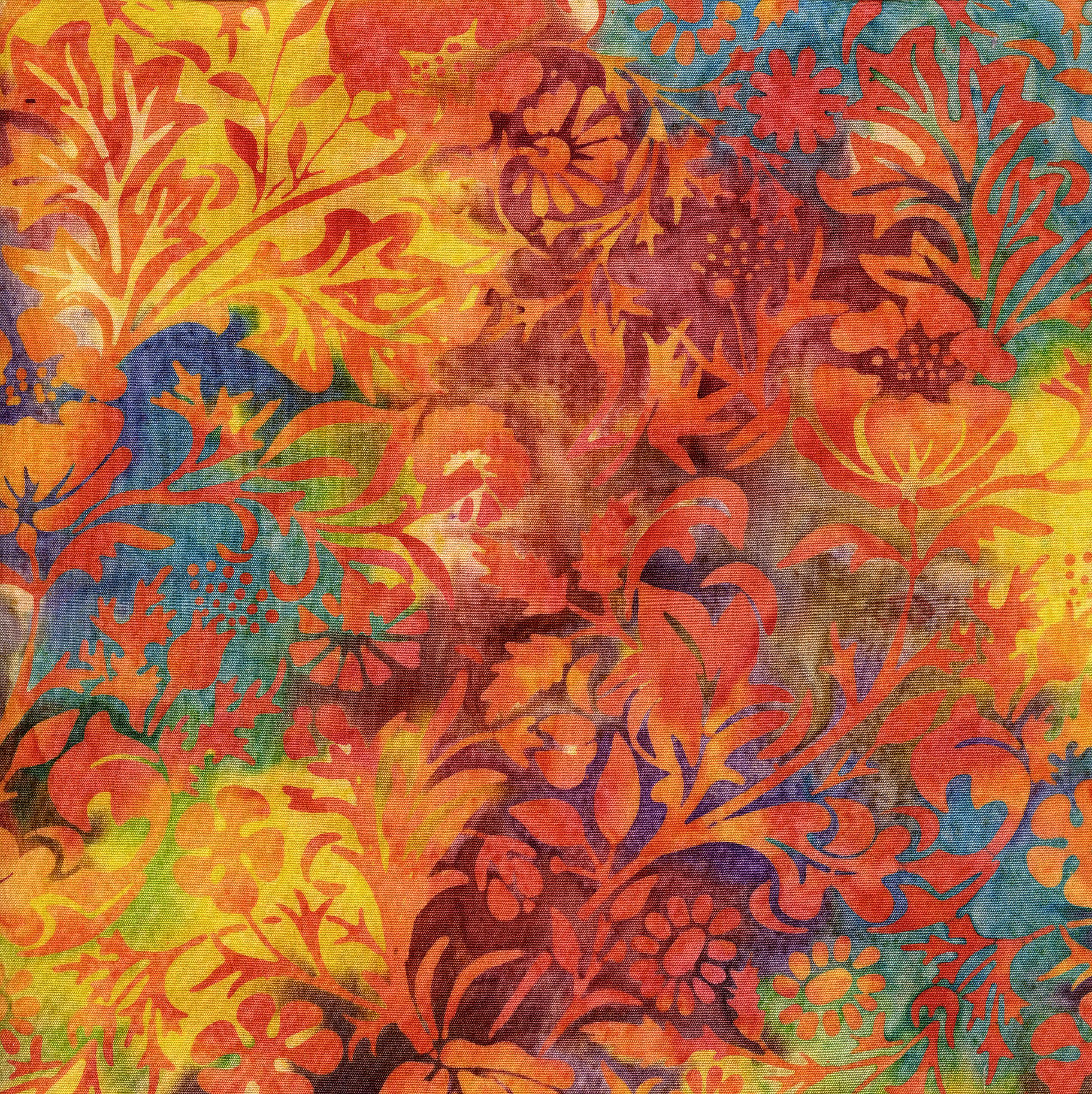 Island Batik Canterbury Cherwell - Tourmaline