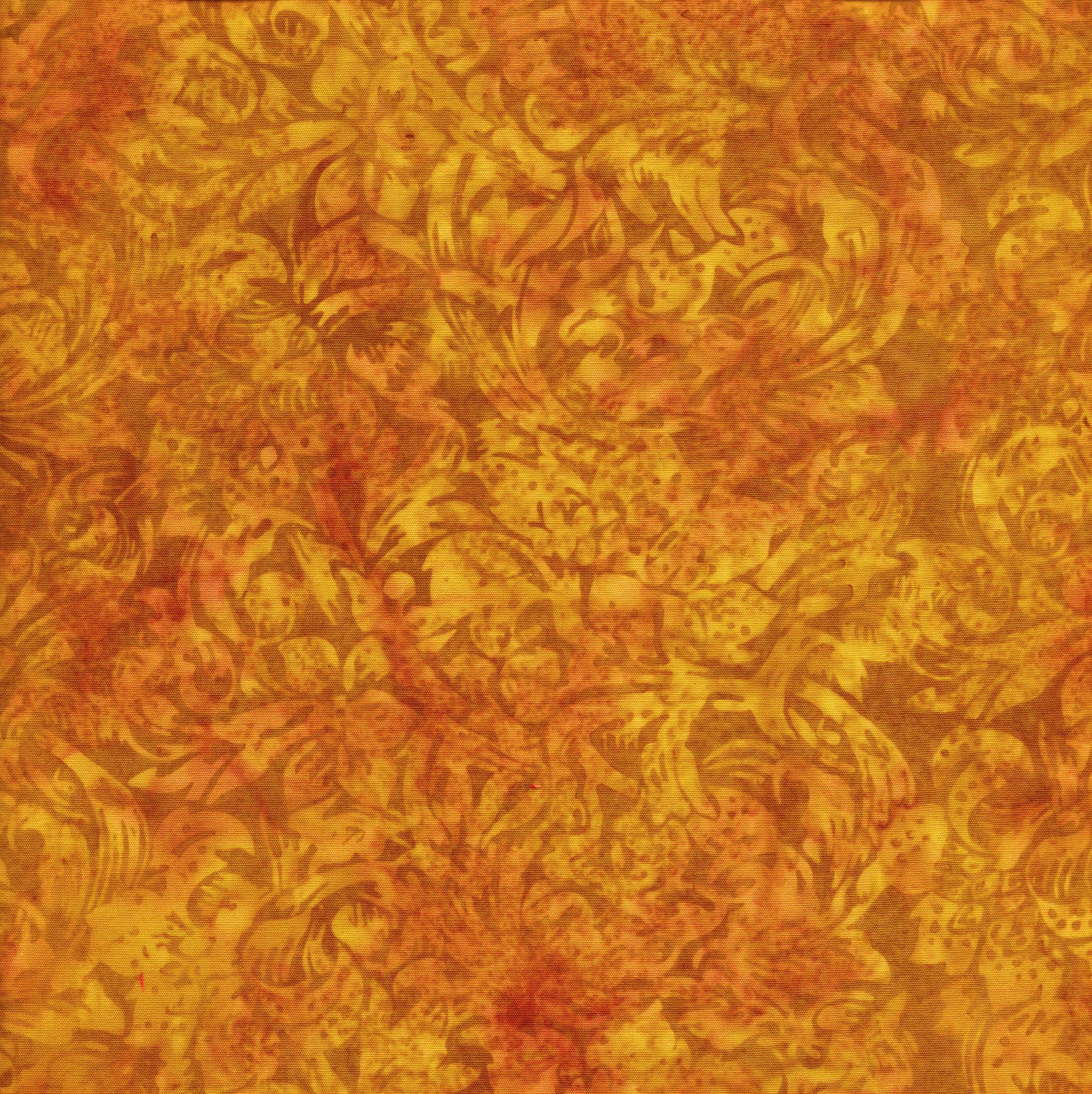 111822230 / LG Floral Vine -Gold