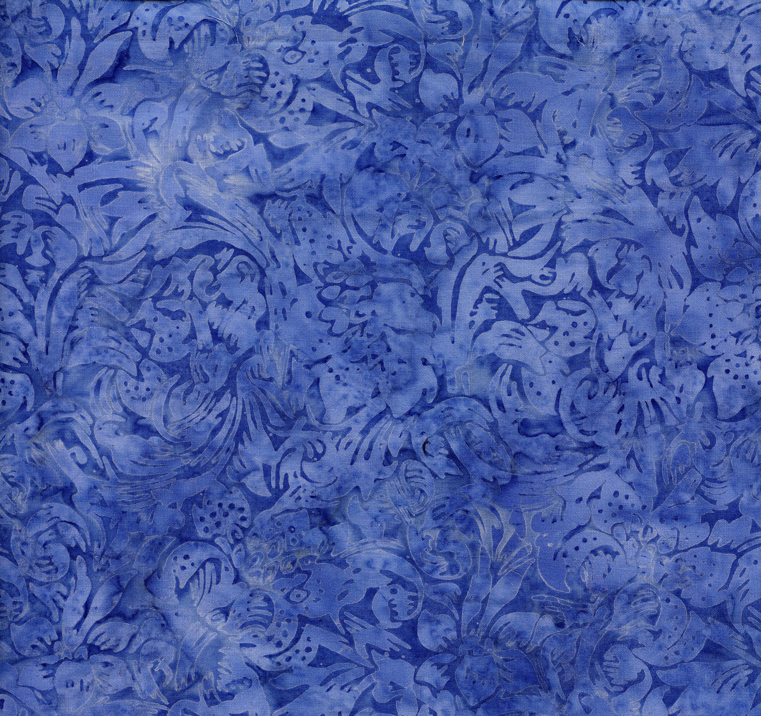 111822560 / LG Floral Vine-Dark Lagoon